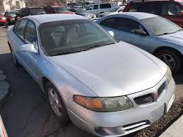 2003 Pontiac Bonneville SE Sedan